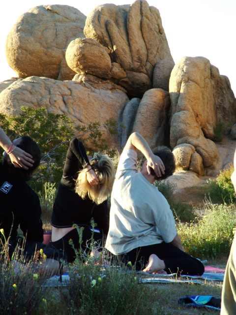 Desert Spirit Yoga